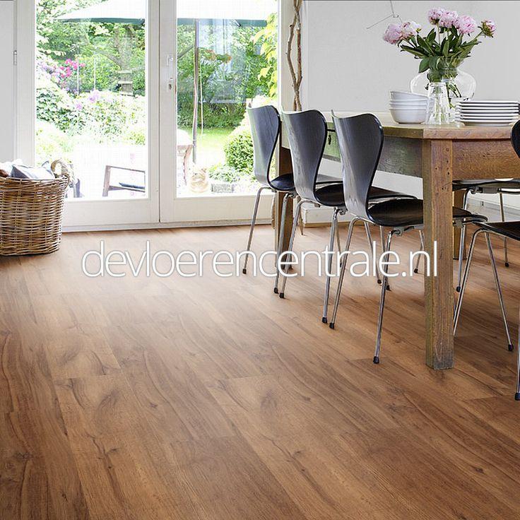 ComfyClick PVC vloer sfeerbeeld col Sawn oak natural