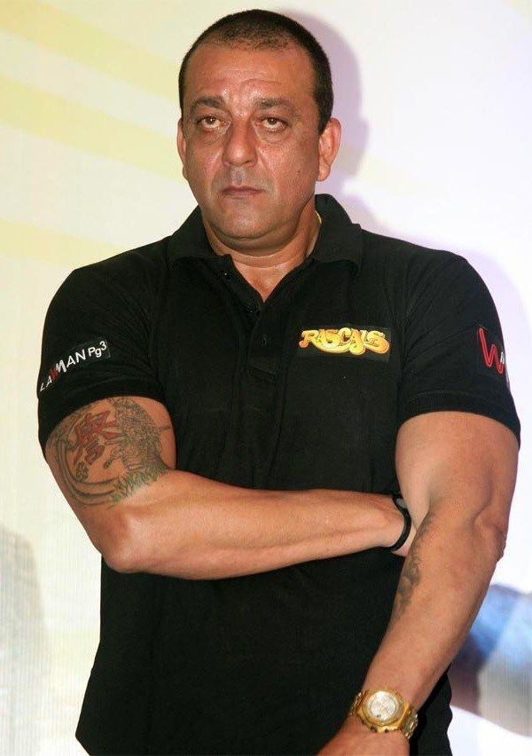 Sanjay Dutt Height, Weight, Biceps Size and Body Measurement