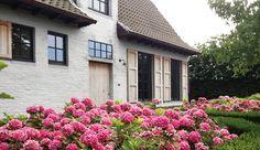 LGD   Projecten   Herbosch - Van Reeth Architectuur Mooie gekleide muren