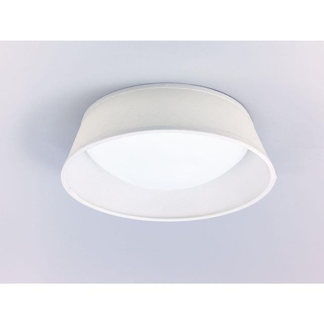 Plafonnier small design LED 45 cm - NORDICA Noir MANTRA