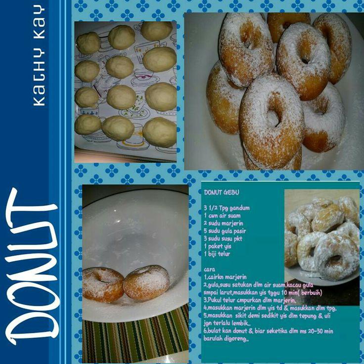 Fluffy donuts