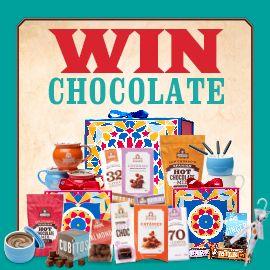 Enter to WIN San Churro Chocolate!