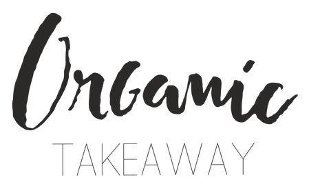 Organic Take Away| O take away biológico