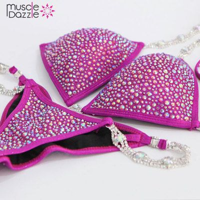 The best competition bikinis, womens figure posing suits and crystal bikinis. Custom made with amazing quality and value. Real service & understanding.