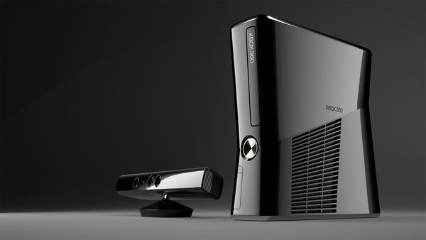 Xbox 360 + Kinect on Industrial Design Served