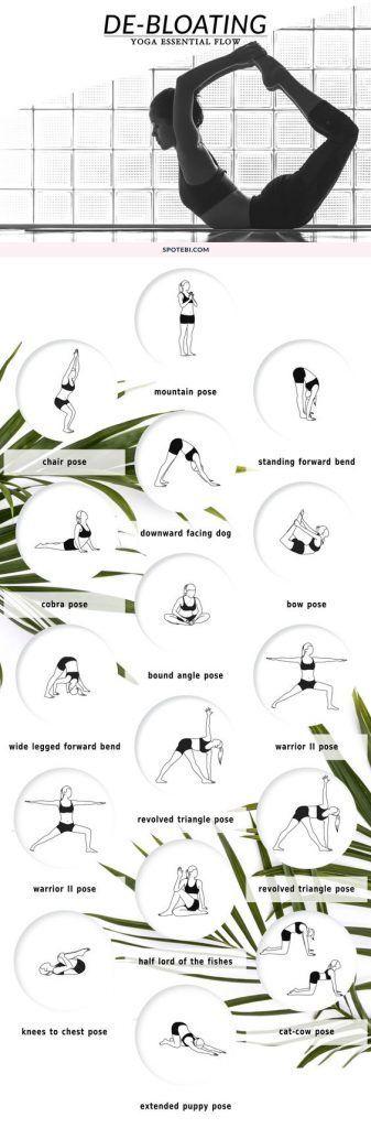 I like this Yoga Essential Flow...