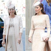 El entrenamiento post embarazo de Kate Middleton