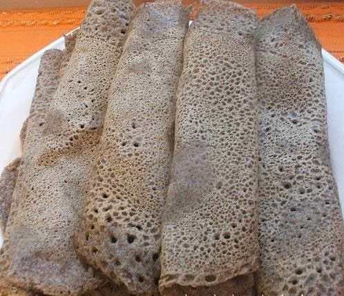 IAN Families: Injera (Traditional Ethiopian Bread) Recipe
