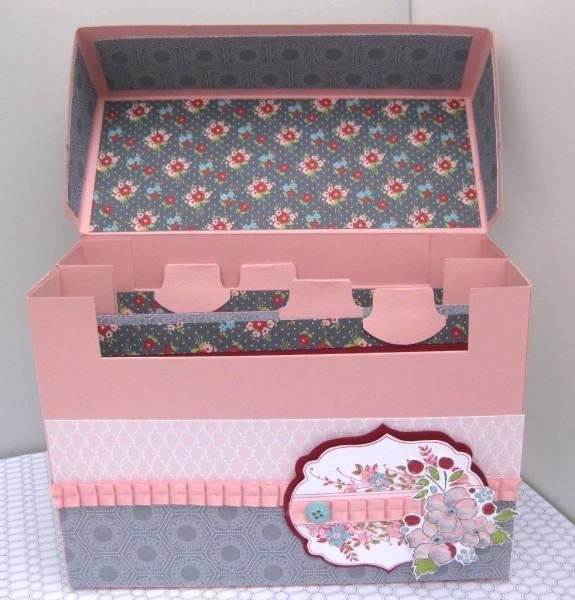 Twitterpated Recipe Box