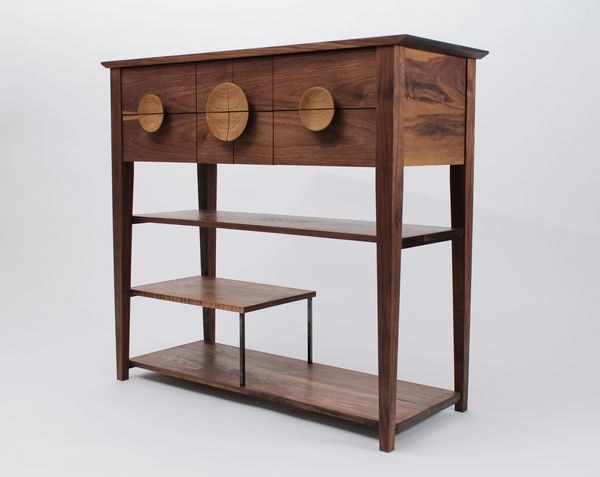 squeedesign: Japanese media unit Japanese media unit is a bespoke piece of furniture that is made to facilitate certain objects in a compact room. This media unit is inspired by the compact living conditions present in most major cities around the world. Squee: facebook twitter signup 