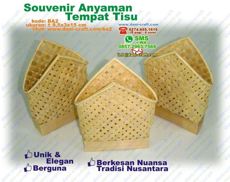 Anyaman T4 Tisu WA/SMS/Telp 089630123779, 085729637569 Pin BBM 5E9C1BC6 #AnyamanT4 #DistributorT4 #contohundanganPernikahan #SouvenirPernikahanMurah
