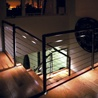Contemporary, low-voltage, easy to hide lightsource - Micro Star™ LED Railing Light
