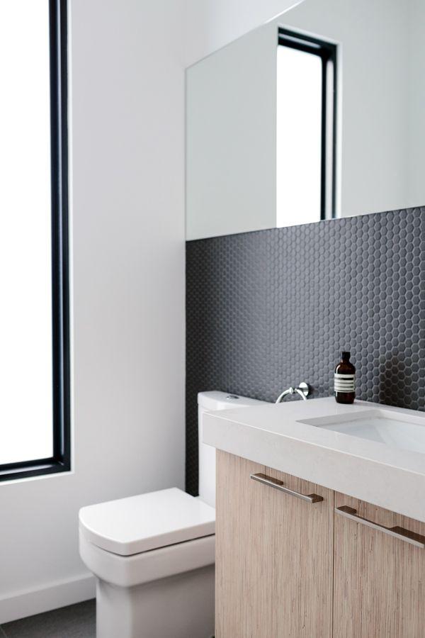 black tile...itereco design