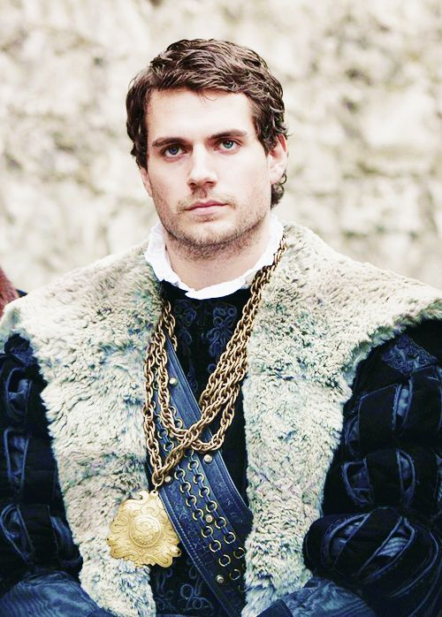 "Henry Cavill - ""The Tudors""."