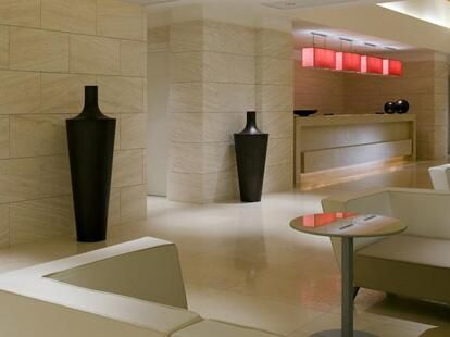 Sheraton Golf Parco dei Medici Roma by Toscana Interiors - MLE lighting