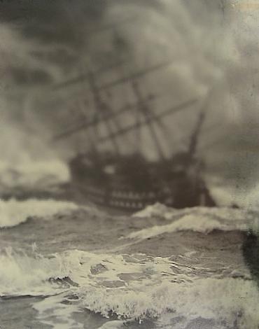 Ted Kincaid, Open Sea