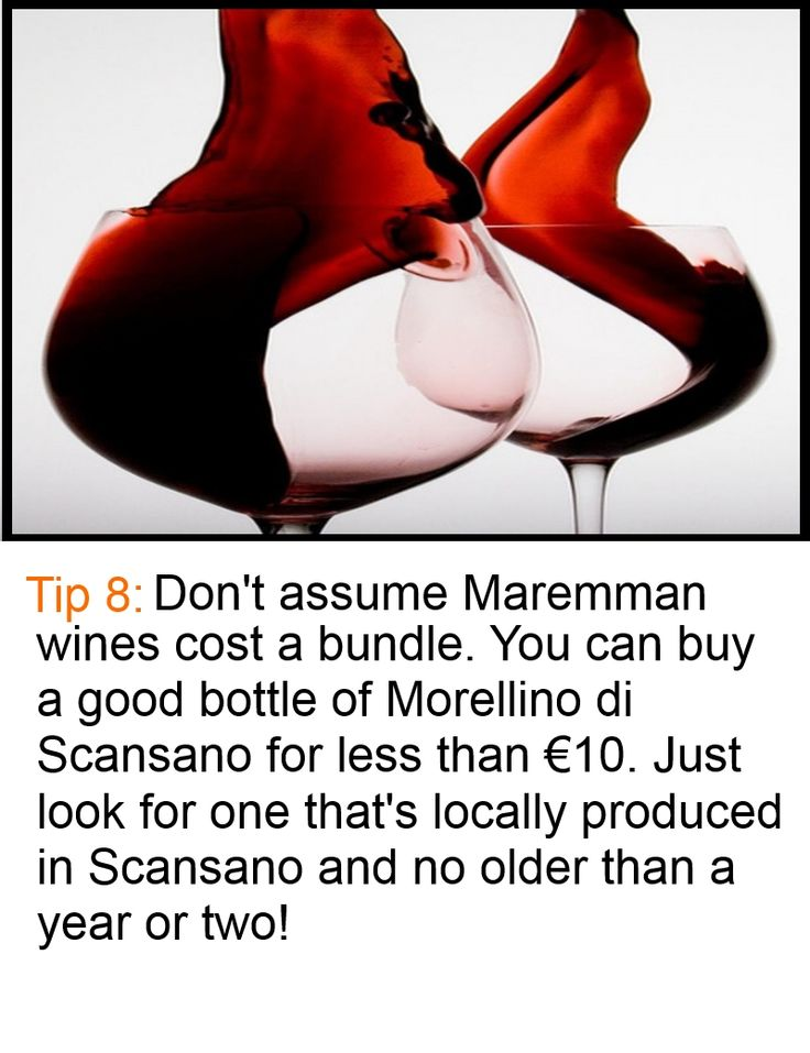 Good #wine isn't expensive in the #Maremma #Tuscany, so don't judge a bottle by its price tag. For more, check out: www.maremma-tuscany.com