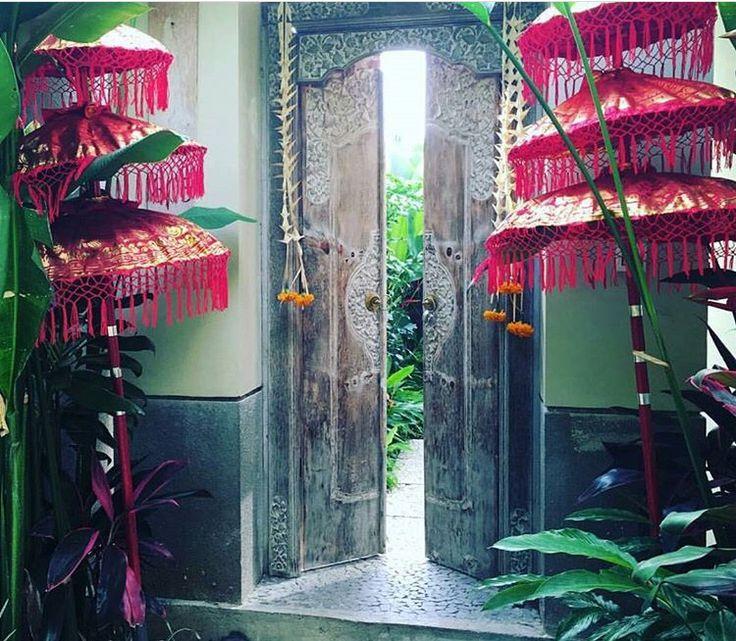 Bali Doors In Ubud Bali & Balinese Doors Perth \u0026 Out Of Stock Tropical Hand Carved Four Door ... Pezcame.Com