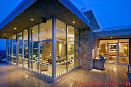2014 New Modern Cool Home Design Idea