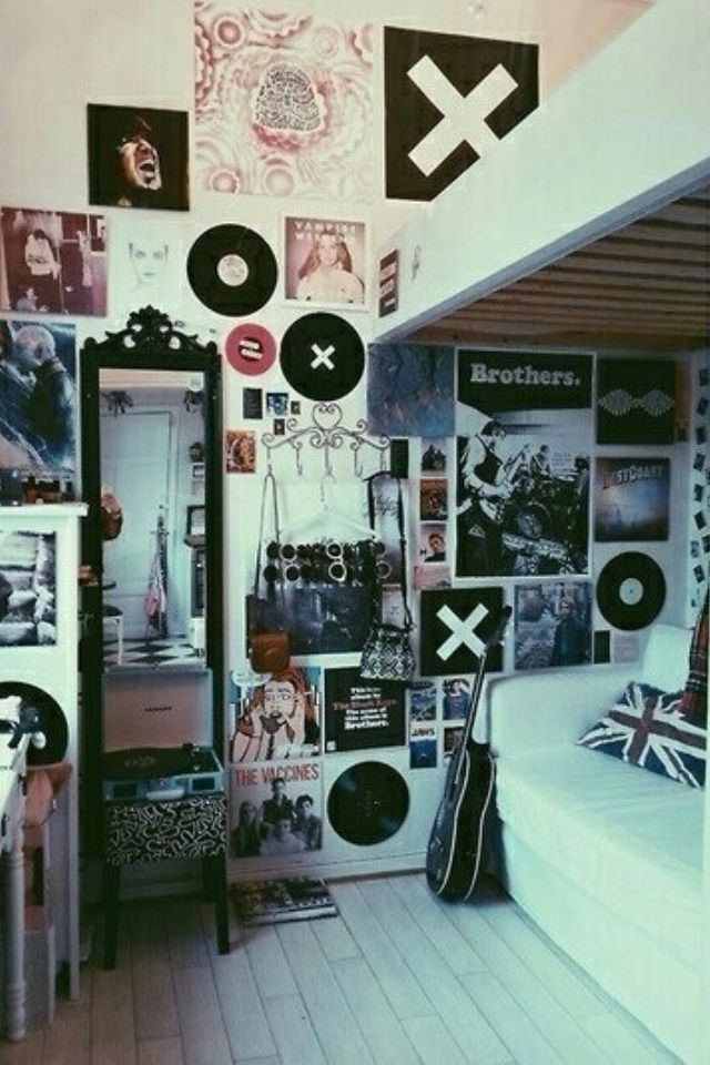 Artsy hipster room ideas that make you