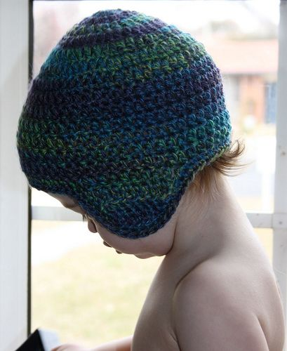 toddler hat: Brr Baby, Crochet Hats, Ears Flap, Brrr Baby, Baby Hats Patterns, Crochet Beanie Patterns, Free Patterns, Crochet Baby Beanie, Earflap Beanie