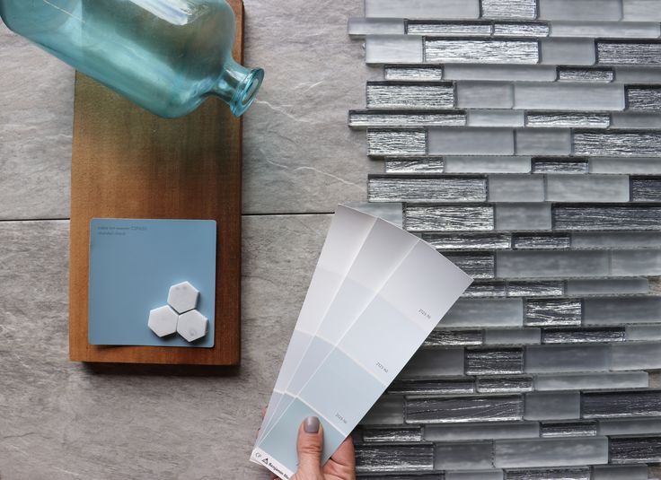 What inspires your design? Keeping your tile neutral and opting for bold colour choices in your paint and textiles will allow you to easily update and transform your room from season-to-season and trend-to-trend.