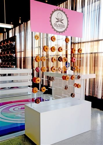 76 Best Donut Walls Amp Displays Images On Pinterest Cake