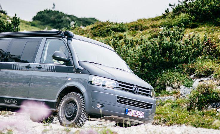 Der Multicamper Adventure » Neureuther Automobile - MultiCamper - T5 Campingbus