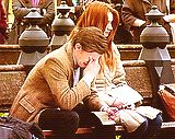 matt smith cries reading the script for episode 5 season 7 of doctor who  the episode rory and amy leave