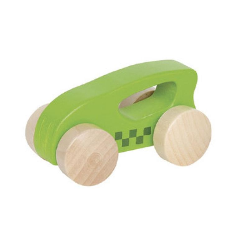 Little Autos Green - Hape for sale by Little Shop of Treasures. Other Hape available now at LSOT.