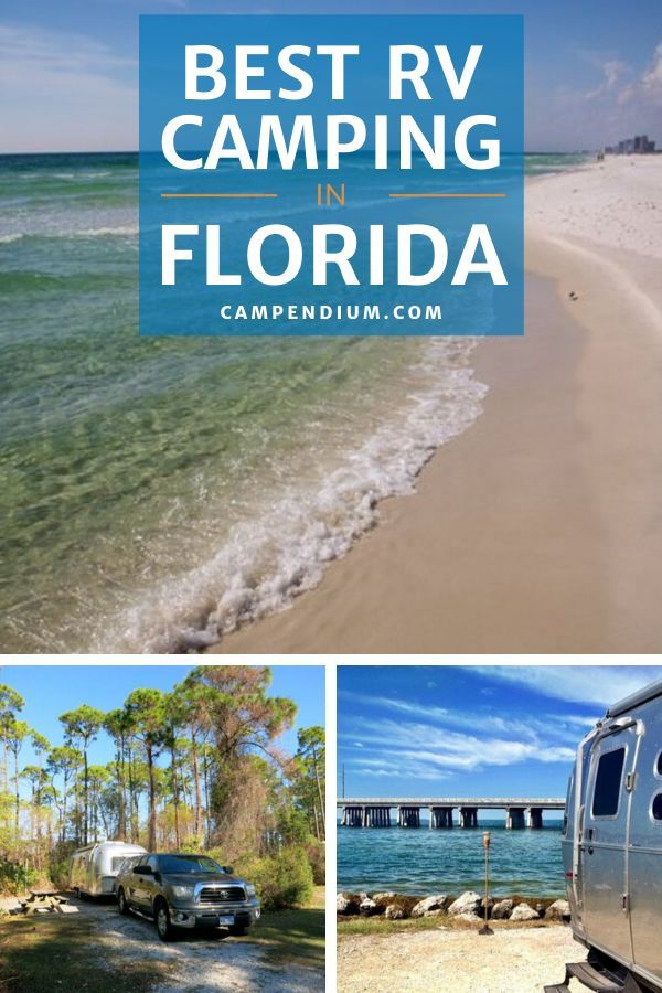 Best Rv Camping In Florida Florida Campgrounds Rv Parks In Florida Florida Camping