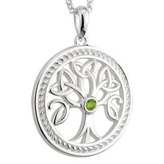 Silver Tree Of Life Pendant - so pretty