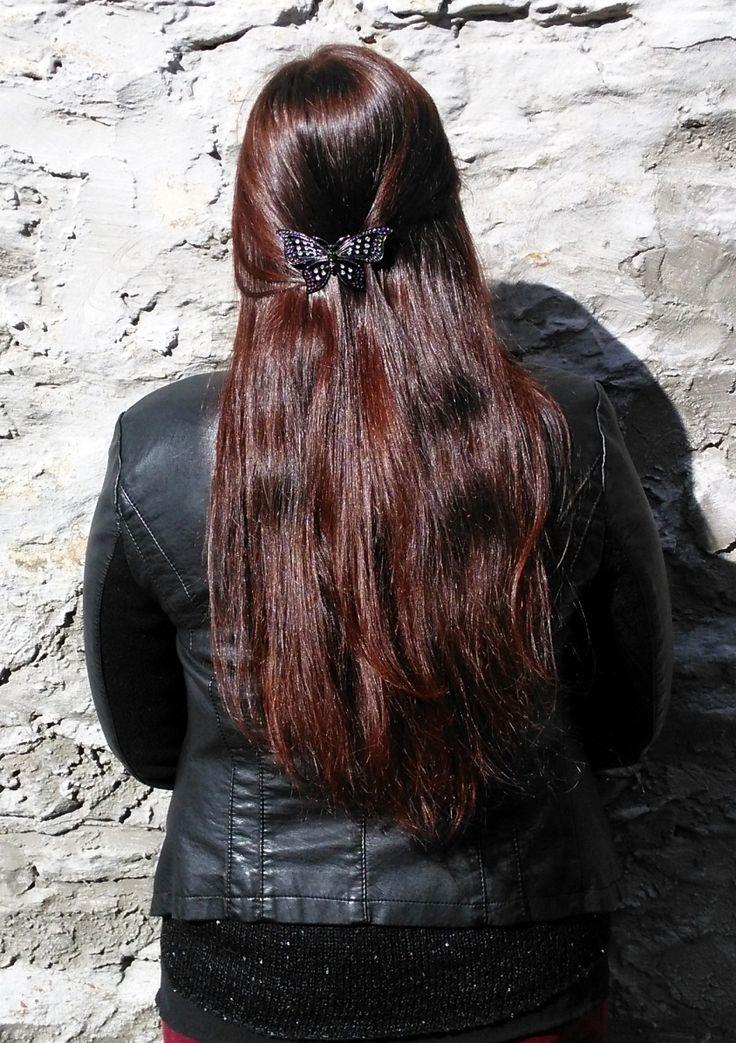 henné colorant coloration rajasthan résultat infusion hibiscus cheveux aux naturels longs cheveux long hair reflets rouge henné brun chocolat