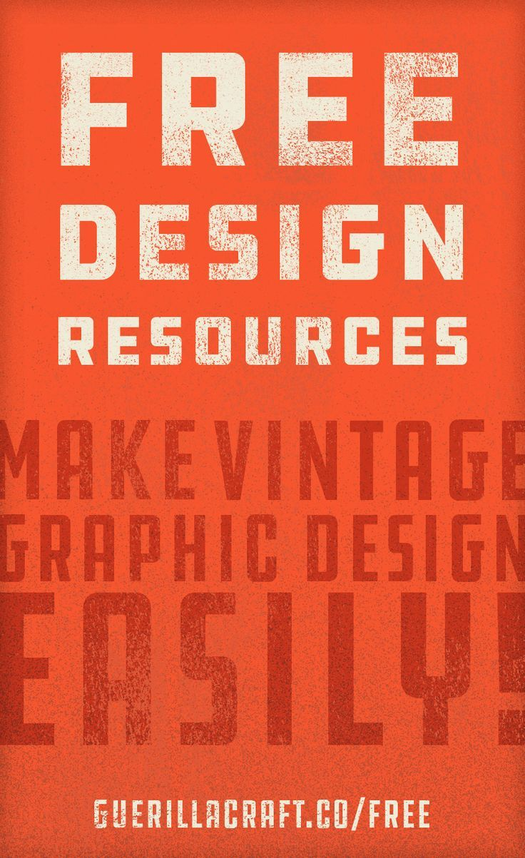 Free Design Resources | Download premium graphic design tools for Adobe Illustrator and Photoshop completely for FREE! Visit my site and get tons of free textures, brushes and layer styles + access to premium products for free. With Guerillacraft tools yo