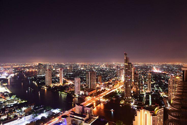 Bangkok za pár dní
