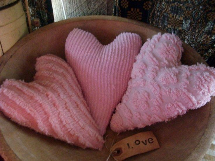 vintage chenille crafts