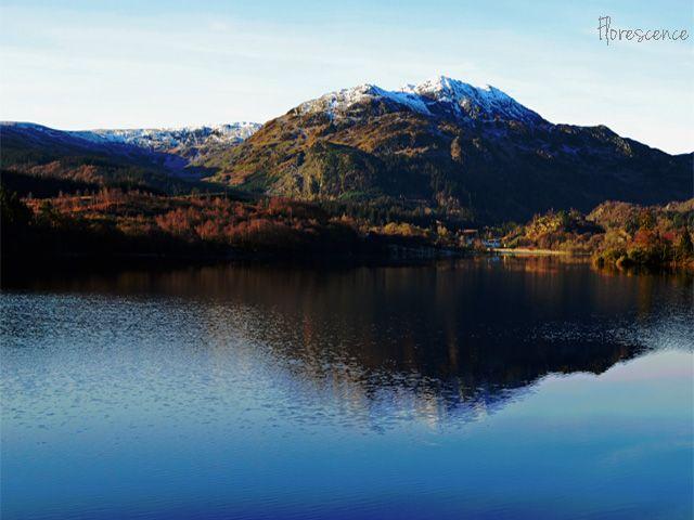 Loch Venachar, The Trossachs, Scotland, (c) Florescence