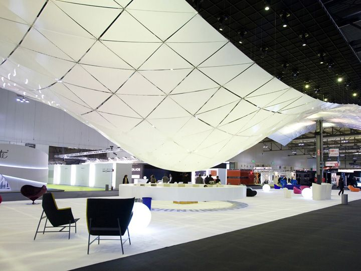 Exhibition Stand Installation : Best pavilions booths exhibits images on pinterest