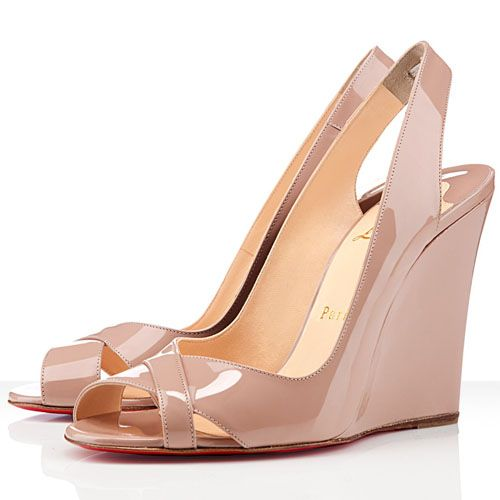 Christian Louboutin Wedges Mujer