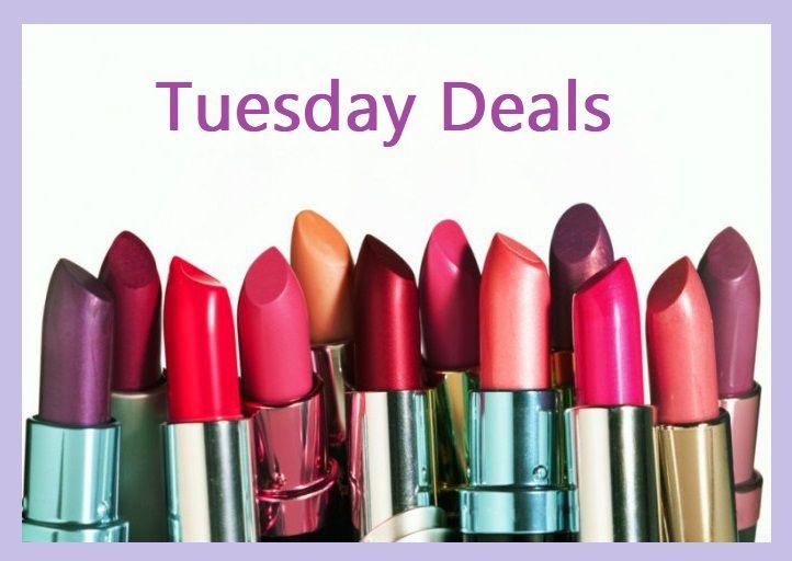 Tuesday Deals #blogger #bblogger #February #beautyblogger #makeupartist #beauty #makeup #skincare #fashion #deals #style #MUA #fashionblogger #GiftIdeas #cosmetics #Wedding