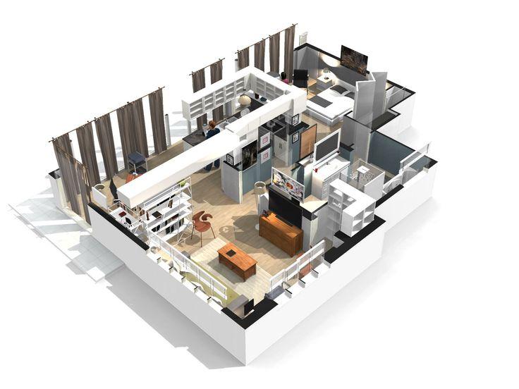 Dexter Morgan residence - Homebyme