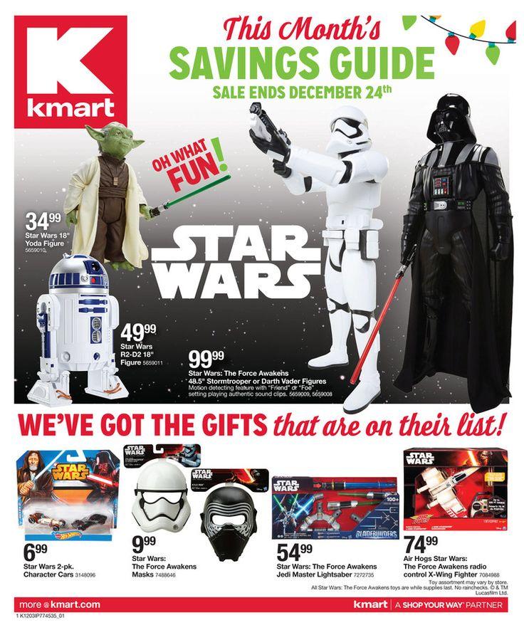Kmart Savings Guide December 3 24, 2015 http//www