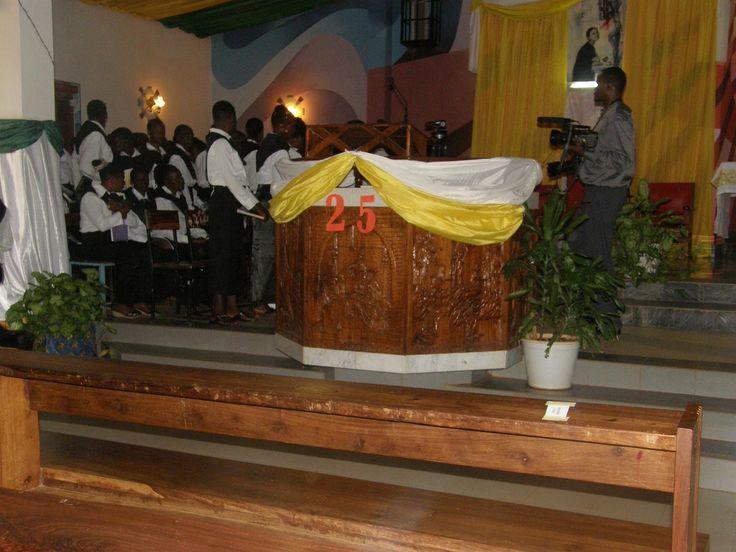 Zatrzymać świat: Sanktuarium Miłosierdzia Bożego - Kiabakari (TZ, region Mara)