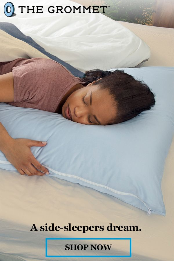 l shaped body pillow cover by the