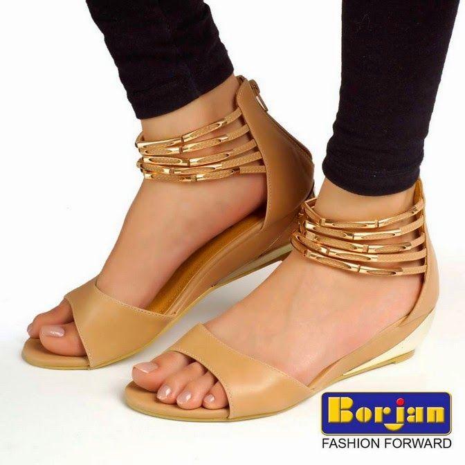 3db2f0dea8e5a Borjan Shoes Ladies Sandals