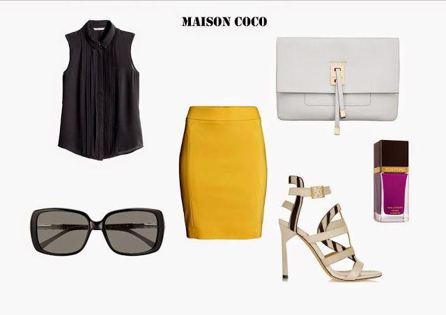 Maison Coco: Yellow inspiration!