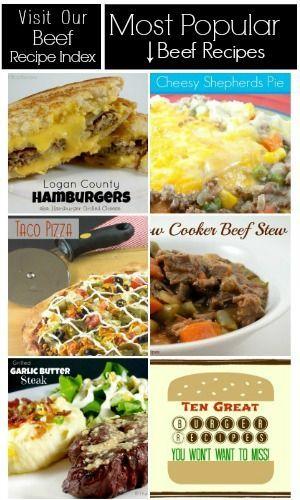 Most Popular Beef Recipes Thebestblogrecipe...
