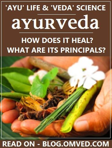 How does Ayurveda heal and what are its principles? Ayurveda (ayur – life, veda – science) is the ancient system of medicine, originated in the Vedic civilisation of India. This holistic science is the oldest living healing science in the world.The laws of Ayurveda are based on the universal laws of nature that are timeless truths, a main reason why Ayurvedic rules and principles have changed little through time. They are as valid today as they were then. - read more...