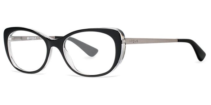 Vogue, VO2809 As seen on LensCrafters.com, the place to find your favorite brand… – My inner fashionista.