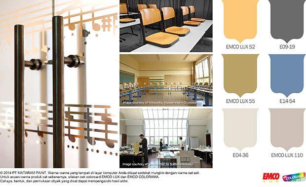 Ruang Kelas Makin Efektif dan Menarik #BiasaJadiLuarBiasa http://matarampaint.com/detailNews.php?n=124